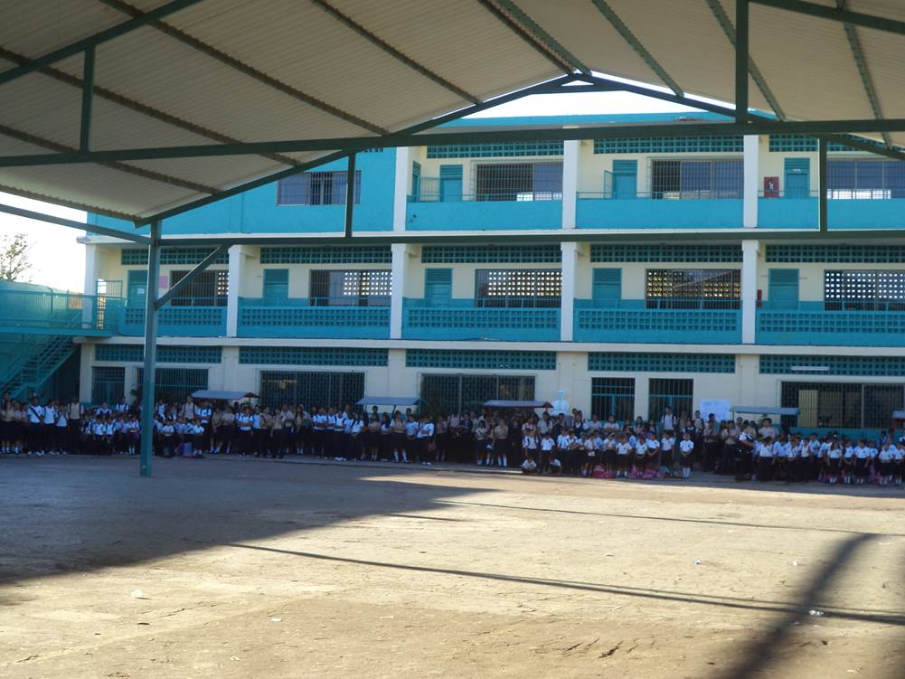 colegio sant andreu nazaret: